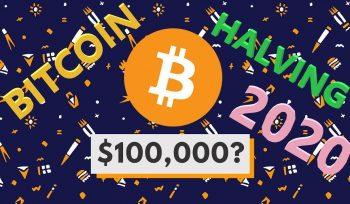 Bitcoin BTC halving prediction $100,000